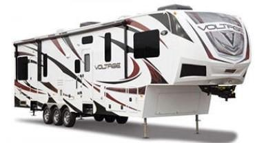 2014 Keystone RV VOLTAGE 3990