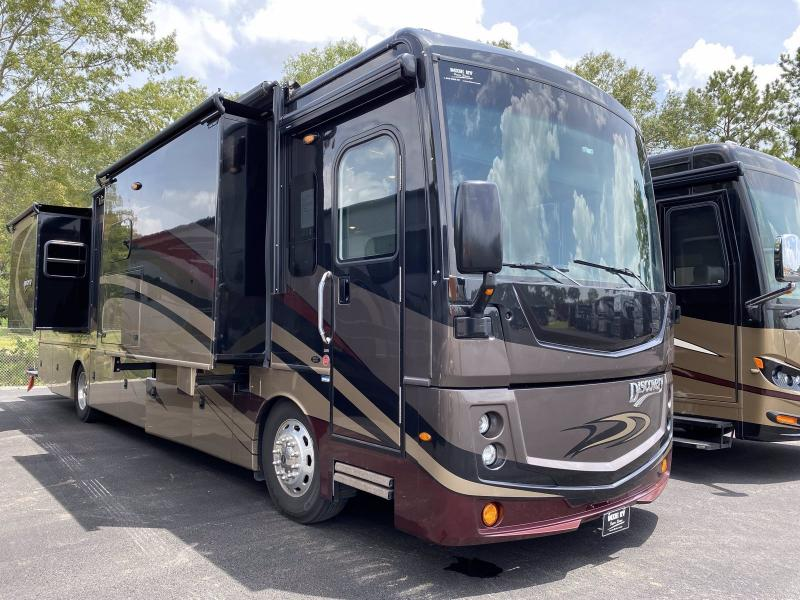 2019 Fleetwood RV Discovery 38N