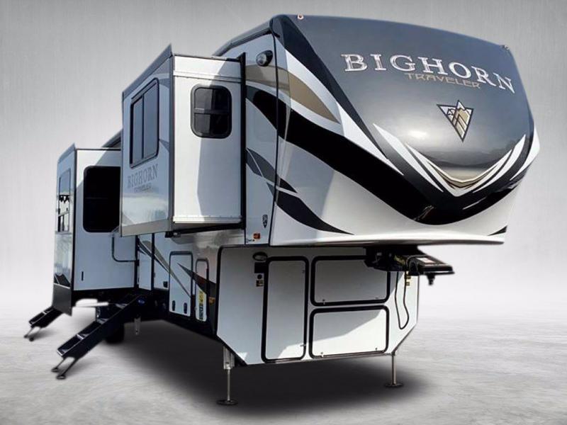 2021 Heartland RV BIGHORN 38FL