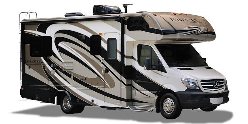 2016 Forest River FORESTER M2401W