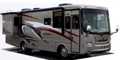2008 Holiday Rambler Vacationer Xl 34SBD
