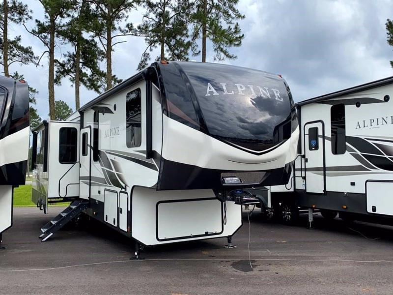 2021 Keystone RV ALPINE 3220RL