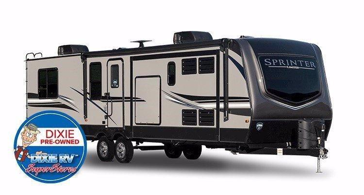 2020 Keystone RV Sprinter Limited 330KBS