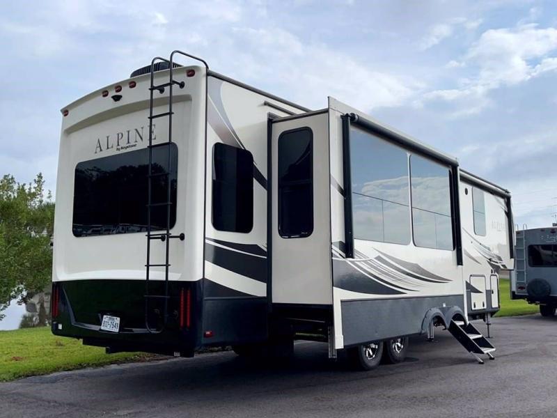 2019 Keystone RV ALPINE 3650RL