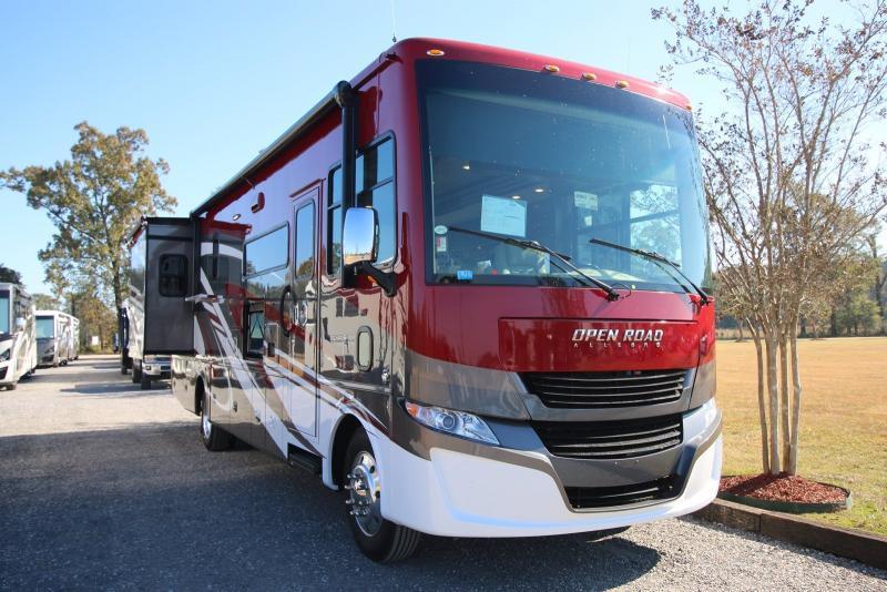 2020 Tiffin Motorhomes Open Road Allegro 32 SA
