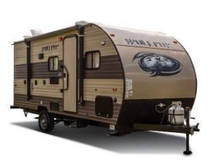 2017 Forest River CHEROKEE 16FQC