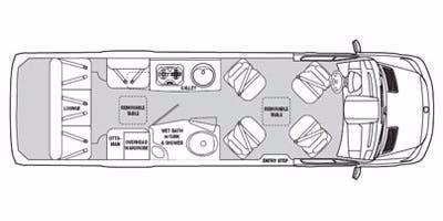 2015 Airstream INTERSTATE EXT