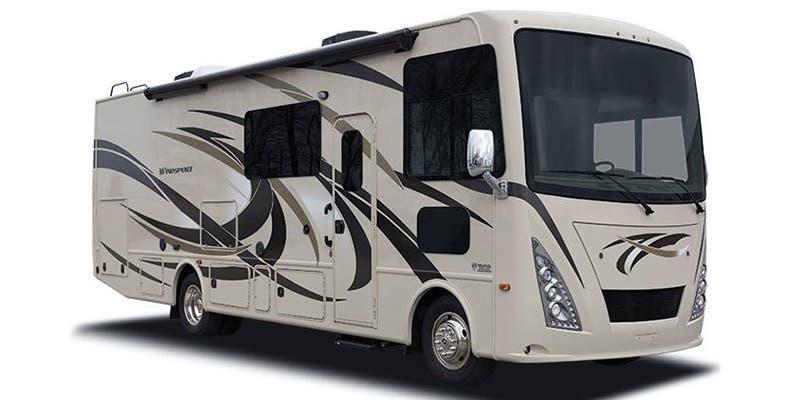 2018 Thor Motor Coach WINDSPORT 34J