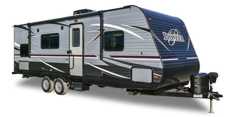 2019 Heartland RV PIONEER 320DS