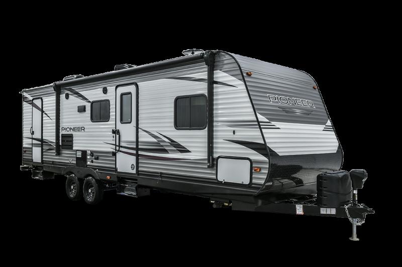 2021 Heartland RV PIONEER 270BH