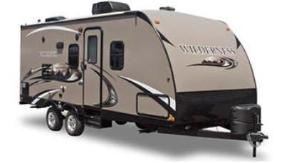 2015 Heartland RV WILDERNESS 2650BH