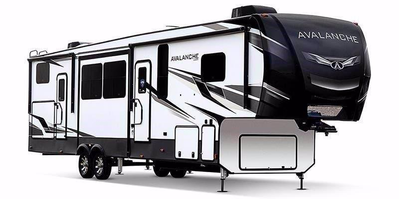 2021 Keystone RV AVALANCHE 312RS