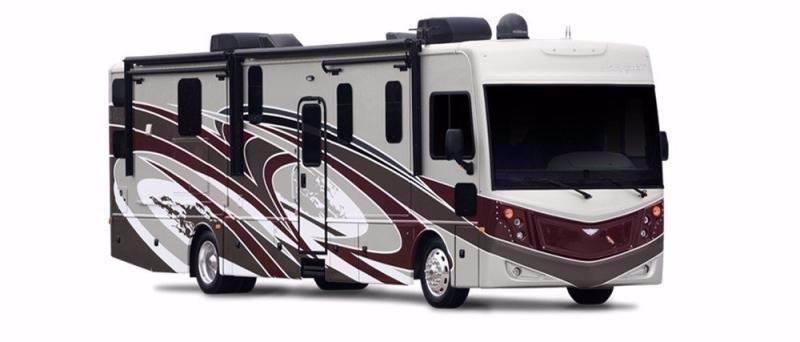 2021 Fleetwood RV PACE ARROW LXE 38K