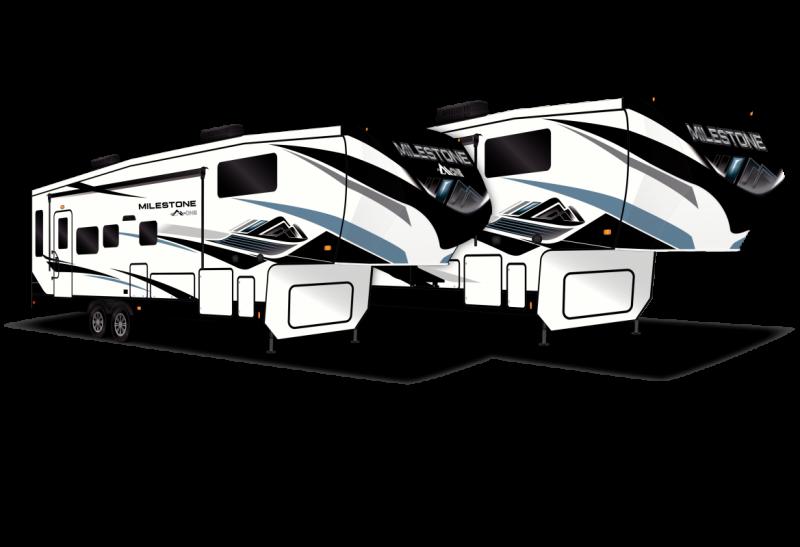 2022 Heartland RV MILESTONE 370FLMB