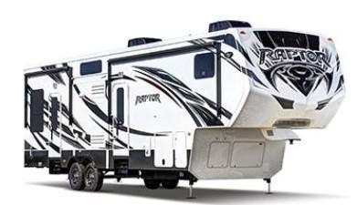 2014 Keystone RV RAPTOR 384 PK