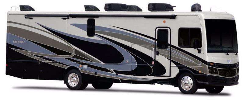 2021 Fleetwood RV Bounder 35K