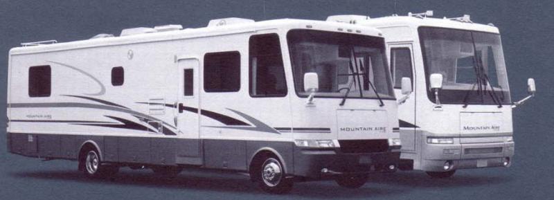 2000 Newmar MOUNTAINAIRE 3780