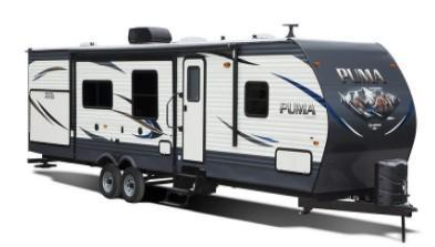 2019 Forest River, Inc. PUMA 28RKSS