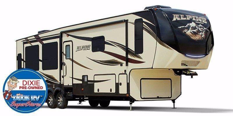 2016 Keystone RV Alpine 3511RE