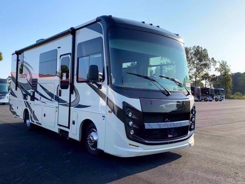 2021 Entegra Coach VISION 27A