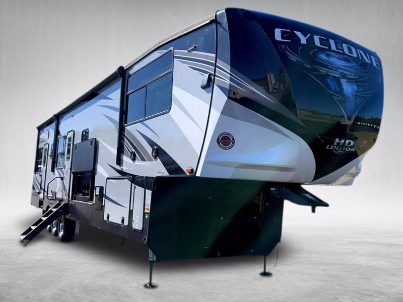 2020 Heartland RV CYCLONE 4007