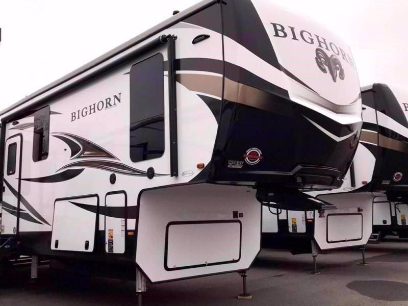2020 Heartland RV BIGHORN 3375SS