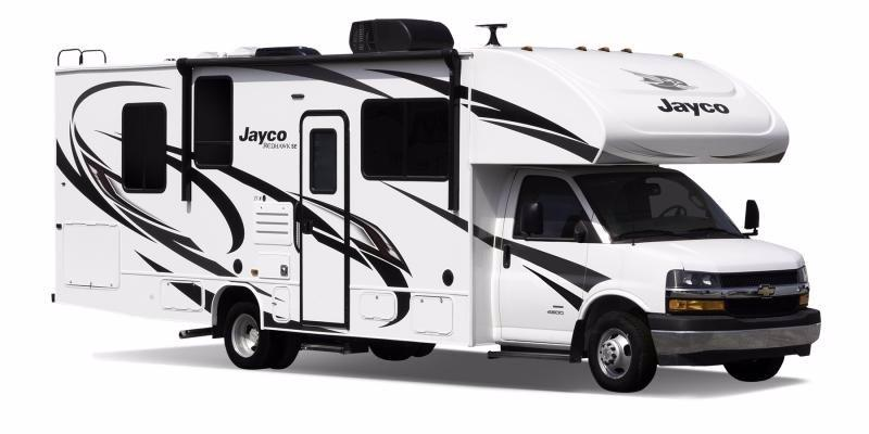 2021 Jayco REDHAWK 27N
