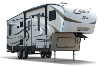 2017 Keystone RV COUGAR 28SGS