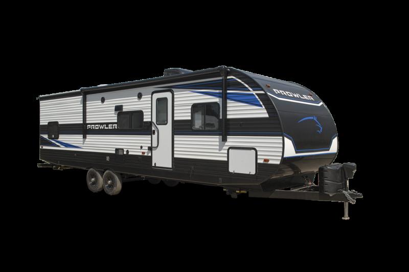 2022 Heartland RV PROWLER 256RL