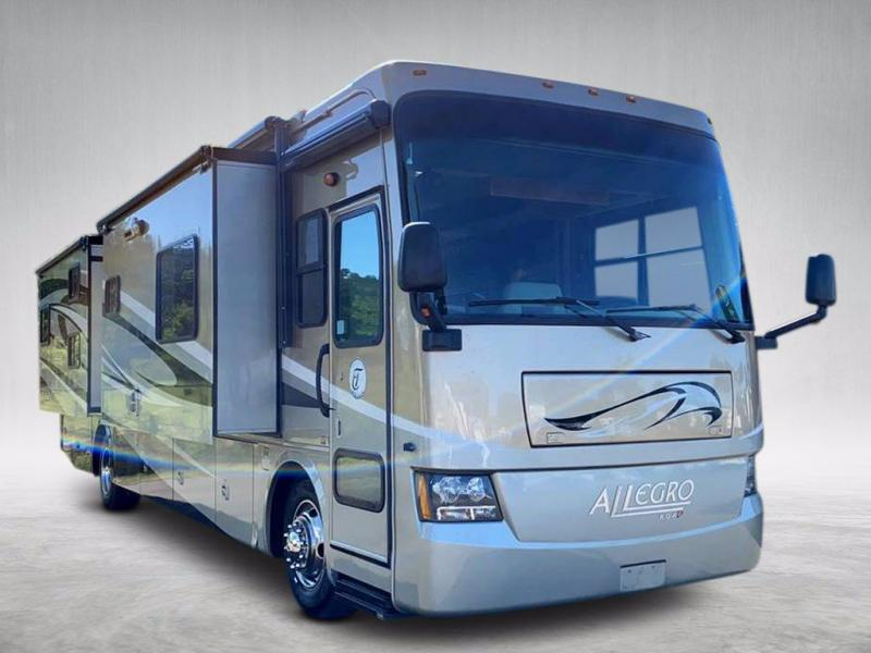 2012 Tiffin Motorhomes ALLEGRO RED 38QBA