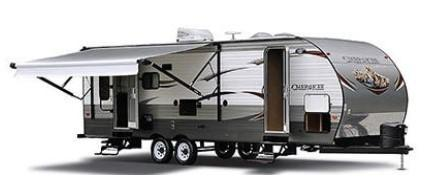 2015 Forest River CHEROKEE 274RK