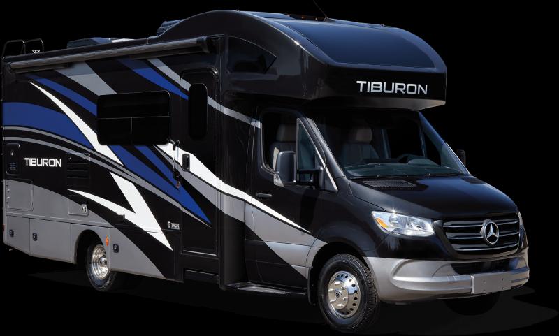 2022 Thor Motor Coach TIBURON 24RW