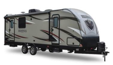2017 Heartland RV WILDERNESS 3250BS