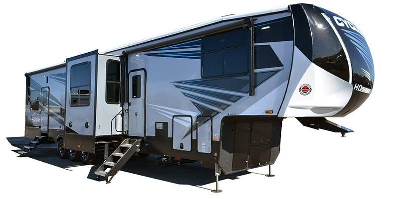 2021 Heartland RV CYCLONE 3713