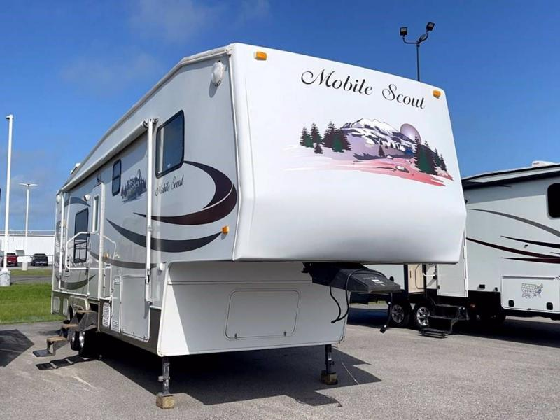 2006 SunnyBrook MOBILE SCOUT 30RKFS