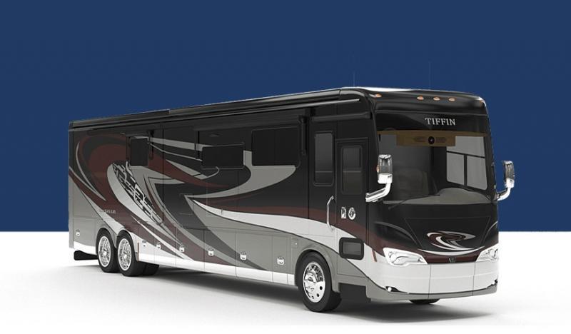 2022 Tiffin Motorhomes ALLEGRO BUS 45 OPP SG