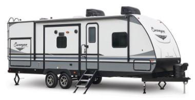 2018 Forest River, Inc. SURVEYOR 295QBLE