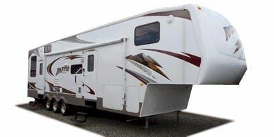 2008 Keystone RV RAPTOR 299MP