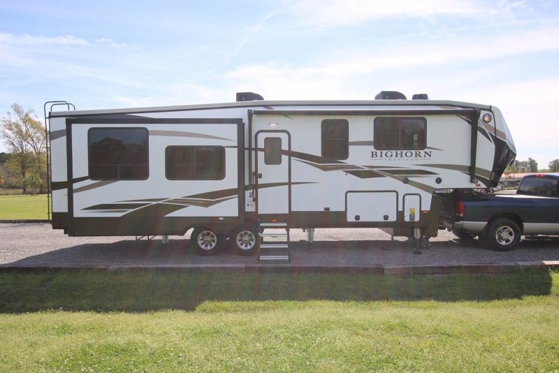 2020 Heartland RV Bighorn Traveler 32 GK