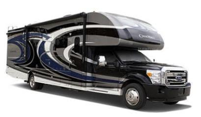 2016 Thor Motor Coach CHATEAU 35SB