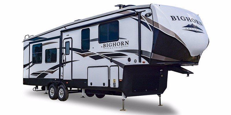 2021 Heartland RV Bighorn Traveler 39 MB