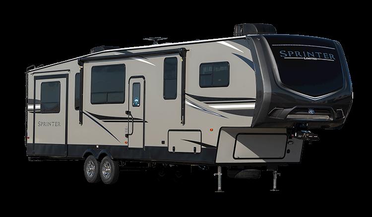 2021 Keystone RV SPRINTER 3620LBH
