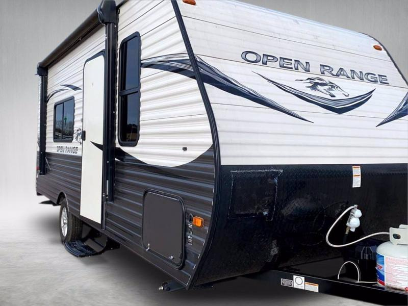 2019 Highland Ridge RV OPEN RANGE 182RB