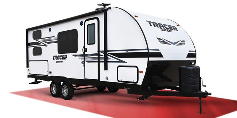 2019 Forest River TRACER 24DBS