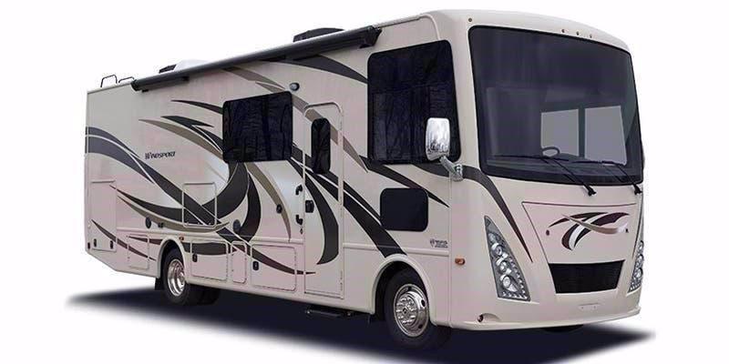 2017 Thor Motor Coach WINDSPORT 35M