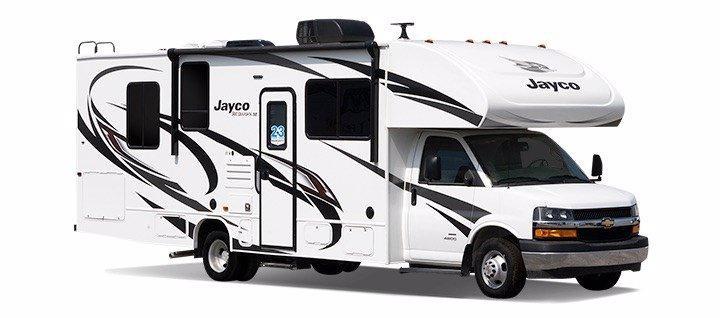 2021 Jayco Redhawk 22C