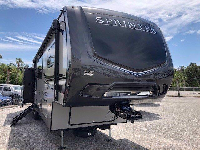 2020 Keystone RV Sprinter Limited 3561FWRLB