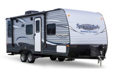 2017 Keystone RV SUMMERLAND 2600TB