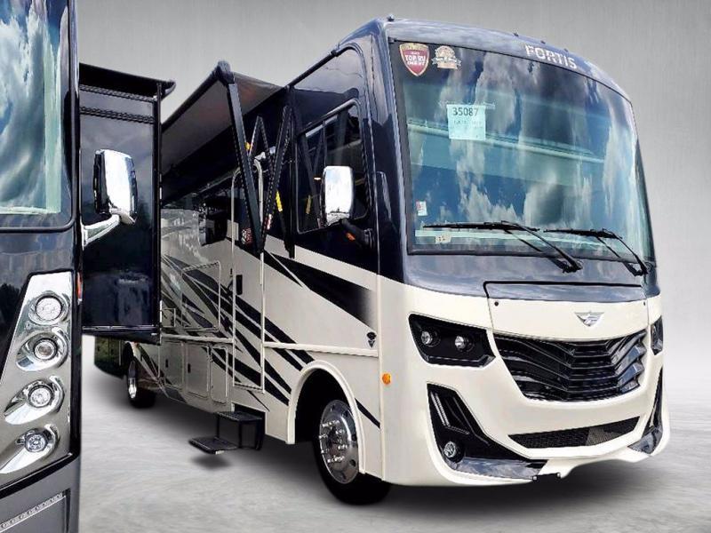 2021 Fleetwood RV FORTIS 34MB
