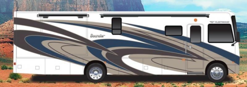 2022 Fleetwood RV BOUNDER 36F